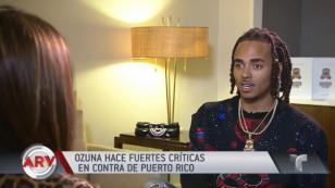 Ozuna genera polémica por estas declaraciones sobre Puerto Rico [VIDEO]