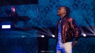 Ozuna cumplió su sueño de cantar en el Coliseo de Puerto Rico [FOTOS y VIDEO]