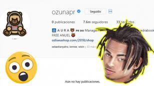 ¿Qué pasó con el Instagram de Ozuna?