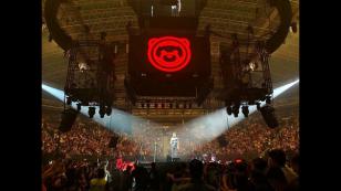Ozuna ofreció concierto en 360 grados en México [VIDEO]