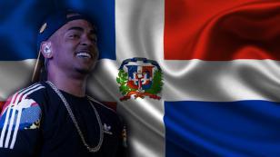 Así defendió Ozuna a República Dominicana