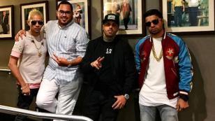 ¡'Plan B' y Nicky Jam se juntaron en concierto en Miami!