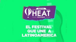 Mira quiénes son los artistas que se presentarán en el Festival HEAT de Guayaquil