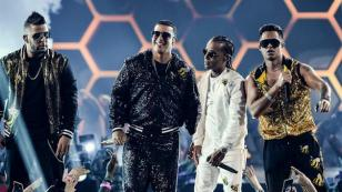 Daddy Yankee, Arcángel y Rkm & Ken-Y cantaron 'Zum Zum' en Premios Juventud