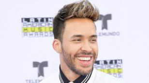 Prince Royce habla de su rol en la película animada 'Song of the Sirenas'