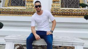 ¡Prince Royce no viajó solo a Tailandia! Mira quién lo acompañó