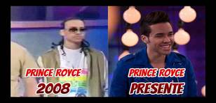 Prince Royce imita a Yandel antes de ser famoso