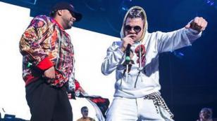 ¿Qué integrante del dúo Jowell & Randy mostró su apoyo a Colombia?