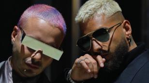 'Qué pena', sería el nombre de la próxima colaboración de Maluma y J Balvin