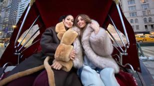 ¡Qué tal junte! Farina y Thalía protagonizarán serie de televisión