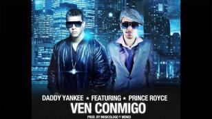 ¿Recuerdas el tema que cantó Prince Royce junto a Daddy Yankee? [VIDEO]