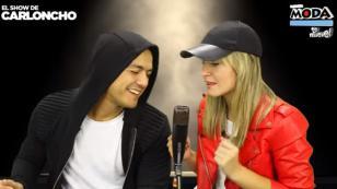 ¡Renzo Winder y Vicky Corbacho se juntaron para cantar 'La timidez'!