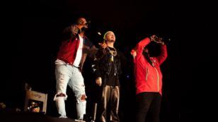 Revive la reunión de Zion & Lennox y J Balvin en el Festival Barrio Latino
