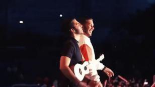 Revive los mejores momentos del concierto de Manuel Turizo y Mike Bahía en Colombia [VIDEOS]