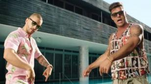 ¿Ricky Martin no quiso cantar con Maluma en Costa Rica?