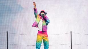 'Ritmo', de J Balvin y los Black Eyed Peas, arrasa en las listas musicales