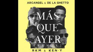 ¡RKM & Ken-Y volvieron a juntarse con el remix de 'Más que ayer'!