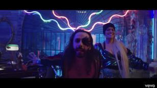 ¡Rock y Reggaetón! Karol G cantó junto a Moderatto en 'Caballero' [VIDEO]