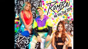 Rombai llega a Lima con su Me Voy Tour 2019