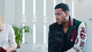 Romeo Santos revela su mayor adicción en el videoclip de 'Sobredosis'