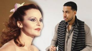 Romeo Santos se declaró fanático de la música de Rocío Dúrcal