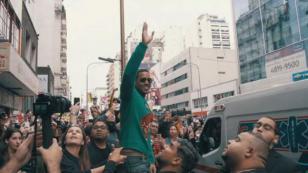 Romeo Santos desató la locura en Argentina y Puerto Rico [VIDEOS]