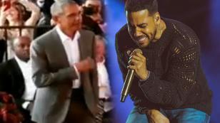 El video que demuestra que Barack Obama es fanático de Romeo Santos