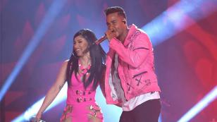 Romeo Santos cantó junto a Cardi B en su concierto histórico en el MetLife