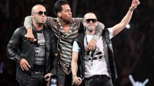 'Aullando', de Romeo Santos con Wisin & Yandel, alcanzó más de 20 millones de visitas