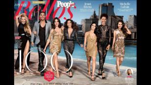 ¡Romeo Santos en la portada de 'Los más bellos' de People en Español!