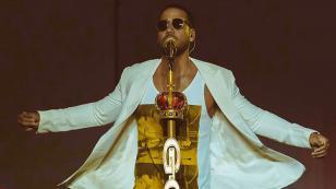 Romeo Santos está grabando un nuevo videoclip de su álbum 'Golden'