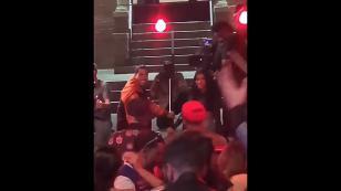 ¡Romeo Santos graba escenas de 'Bella y sensual' en El Bronx! [VIDEO]