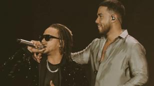 Romeo Santos invitó a Anuel AA, Juan Luis Guerra y Ozuna a concierto en República Dominicana