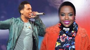 Romeo Santos cae rendido a los pies de la música de Lauryn Hill