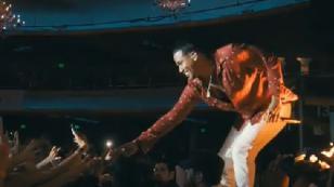 Romeo Santos compartió video de los shows privados que dio antes de su gira
