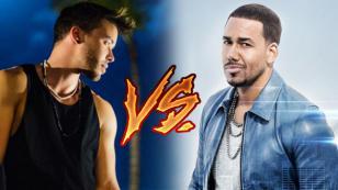 Romeo Santos vs. Prince Royce en los Premios Tu Mundo. ¿A quién le vas?