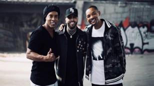 Ronaldinho confirmó su participación en el videoclip de Nicky Jam para el Mundial [VIDEO]