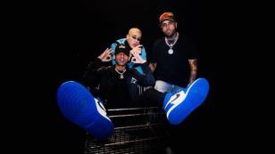 ¿Se aproxima una nueva colaboración entre Nicky Jam, Bad Bunny y Arcángel?