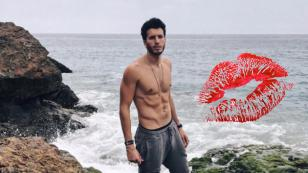Sebastián Yatra confesó a quién le robaría un beso