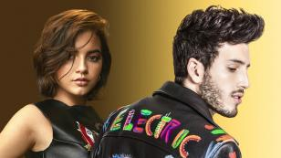 Sebastian Yatra e Isabela Moner conquistan el mercado estadounidense con 'My Only One'