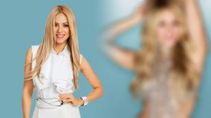 ¿Shakira abusó del Photoshop en esta foto?