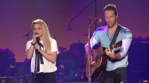Shakira cantó 'Me enamoré y 'Chantaje', desde Alemania, para los Premios Juventud 2017 [VIDEOS]