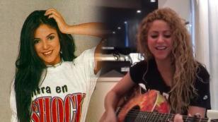 Shakira, como en sus viejos buenos tiempos [VIDEO]