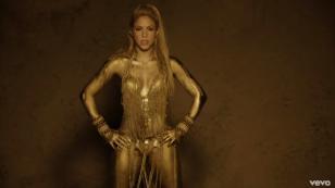 ¡Shakira estrenó videoclip de 'Perro fiel', tema que grabó con Nicky Jam!