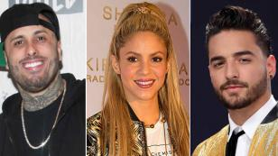 Shakira inició su gira mundial al ritmo de Nicky Jam y Maluma