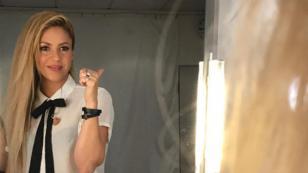 Shakira cambió el color de su cabello por Nicky Jam. Mira cómo luce ahora