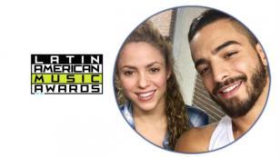 ¡Shakira y Maluma con más nominaciones en los Latin American Music Awards! Aquí la lista completa