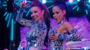 Thalía regresa a la música con 'No me acuerdo' junto a Natti Natasha