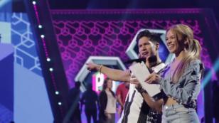 Todo lo que Chyno Miranda tiene que ensayar como presentador de los Premios Juventud 2017 [VIDEO]