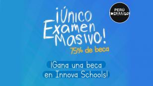 Tu oportunidad de la vidaaa llegó con las becas de Innova Schools
